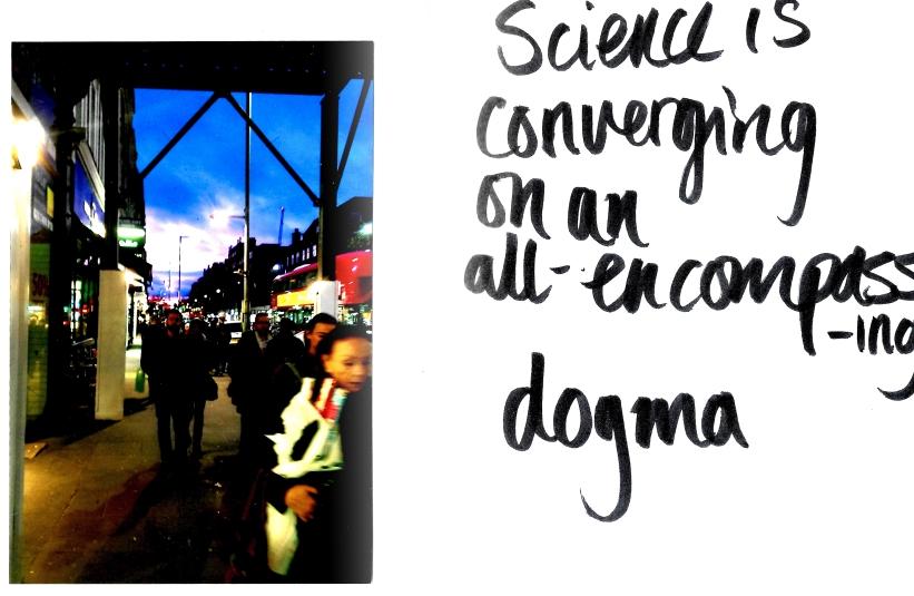 all encompassing dogma