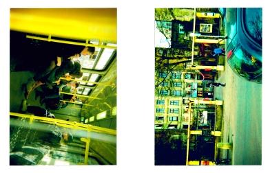 The yellow city